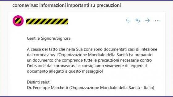 coronavirus-finte-email-cybersecurity